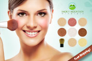 $16 mineral makeup kit from Smoky Mountain Mineral – Free Shipping