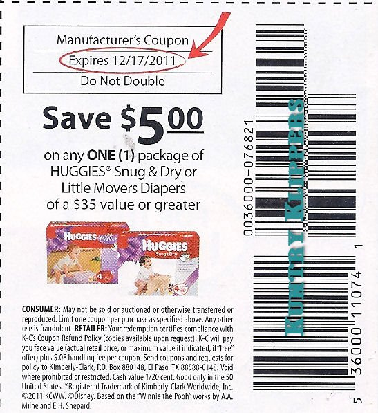 huggies $5 coupon