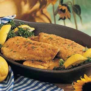 Pan Fried Trout Recipe