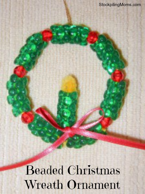 One of my favorite crafts for the Holiday's. I made it originally with my Mom in Girl Scouts and treasure it!