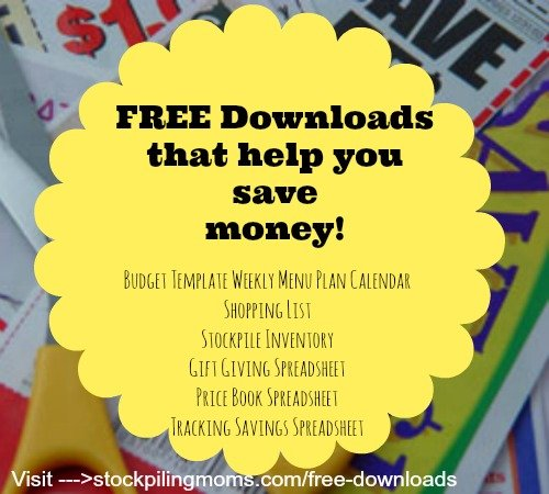 Free Downloads that help you save time and money