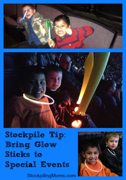 Glow Sticks for special occasions