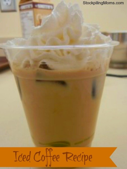 There is nothing better than Iced Coffee but purchasing it at coffee shops can really break the bank! Check out this recipe for Iced Coffee. You will LOVE it just like I do.