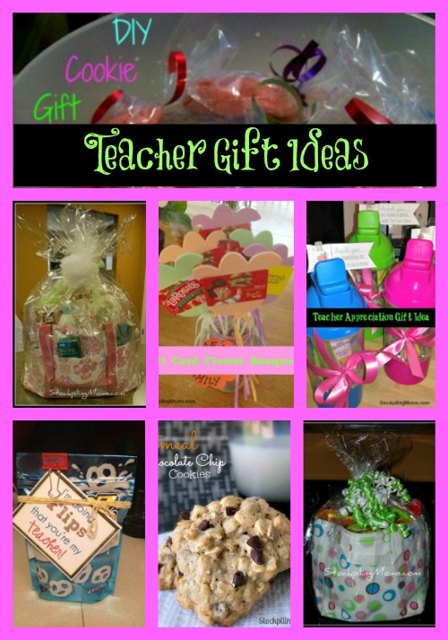 Inexpensive Teacher Gift Ideas