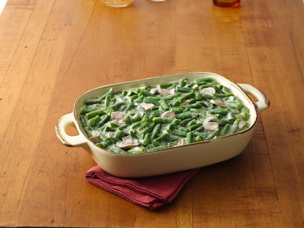 Green Bean Casserole is a staple at our house during the holidays. This is a delicious gluten free version