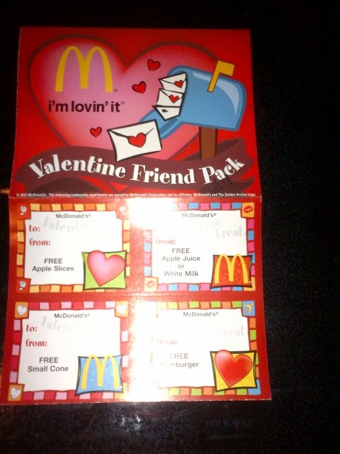 Get Deal Save mcdonalds coupon book to get e-mail alerts and updates on your eBay Feed. + Items in search results. McDonalds Canada coupon book $1 off (5 coupons) $ McDonalds Canada coupon book $1 off (5 coupons) $