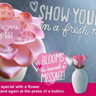 Hallmark Blooming Expressions Giveaway  :: CLOSED