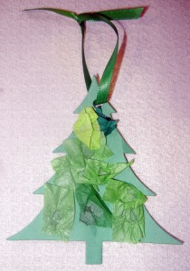Such an easy craft to make with kids!