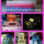 6 Valentine Exchange Box Ideas