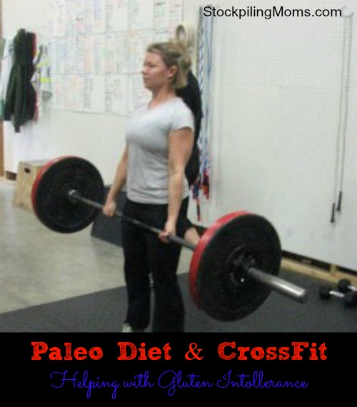 Paleo Diet & CrossFit – Helping with Gluten Intollerance