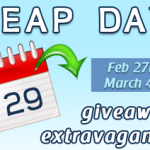 Leap Day Giveaway Extravaganza :: CLOSED