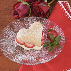 Valentine Butter Cookies Recipe