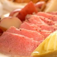 Gluten Free Corned Beef and Cabbage