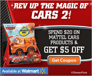 cars2 coupon