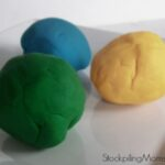 Homemade Playdough2