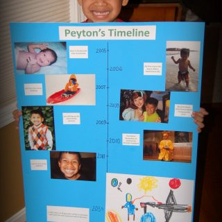 1st grade project