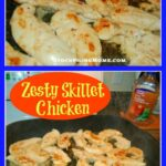 Zesty Skillet Chicken