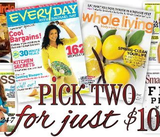 Cheap Magazine Subscriptions