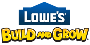 lowes build and grow clinic schedule 2012