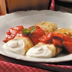 Originally published as Strawberry Cream Crepes in Taste of Home June/July 2005, p27