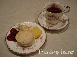 Cream Cheese Scone Recipe