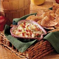 Originally published as Apple Salsa with Cinnamon Chips in Country Woman September/October 1997, p33