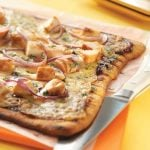Originally published as Barbecued Chicken Pizzas in Simple & Delicious July/August 2009, p35