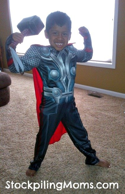 Do your kids like to dress up? Stockpile Costumes for Summer Fun! #summer #fun #kids