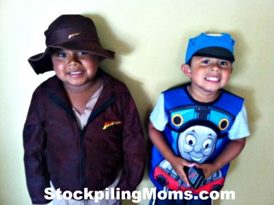 Do your kids like to dress up? Stockpile Costumes for Summer Fun! #Summer #Kids #Fun