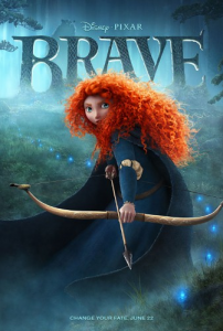 Disney Movie Brave