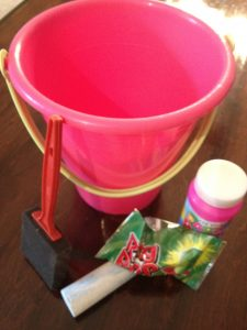 DIY Kids Fun Activity Buckets - Super Easy Easter Bucket Idea!