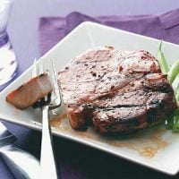 Originally published as Grilled Pork Chops in Taste of Home June/July 2010, p81