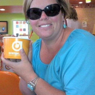 @MyOrangeLeaf :: FREE 8 oz FROYO on 1/22