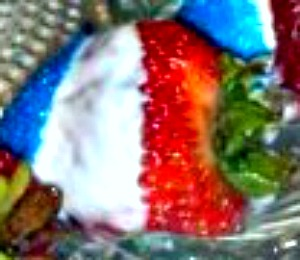 Patriotic-Stawberries closeup