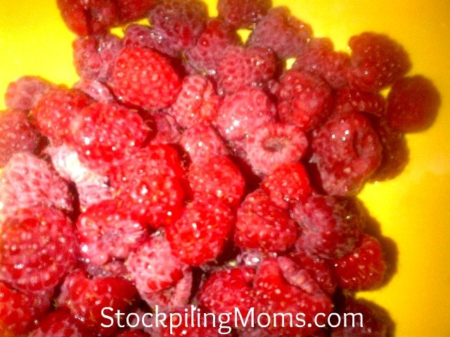 How to freeze raspberries - What is flash freezing?