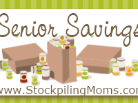 Senior Citizen Discounts (50 years+)