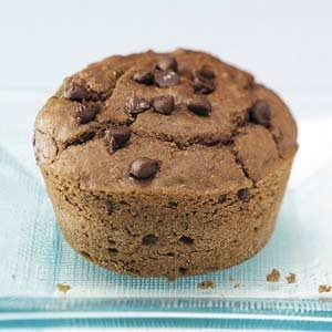 Originally published as Gluten-Free Chocolate Chip Muffins in Healthy Cooking April/May 2008, p57