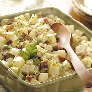 Originally published as Country Potato Salad in Country Extra July 1991, p45