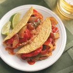 Originally published as Vegetarian Tacos in Simple & Delicious March/April 2010, p48