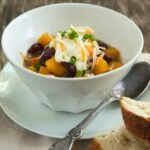 Crockpot Butternut Squash Chili