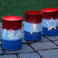 DIY Luminaries