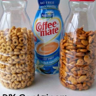 DIY Containers – Recycle Liquid Coffee Containers