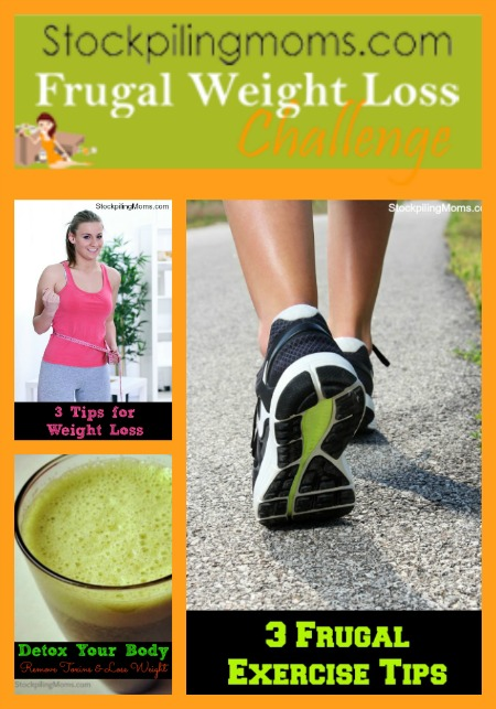 Frugal Weight Loss Challenge