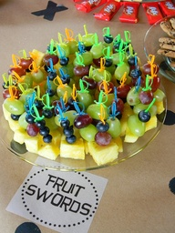 Fruit Swords