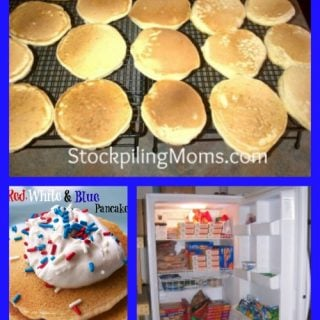 How To Make Your Own Freezer Pancakes