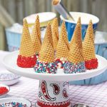 Labor Day Ice Cream Cones