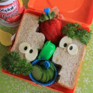 Lunchbox Idea :: Phineas and Ferb