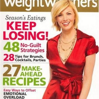 Weight Watchers Magazine for only $4.49 per year (67% off)