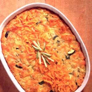 Originally published as Squash Casserole Side Dish in Country Woman March/April 1990, p33