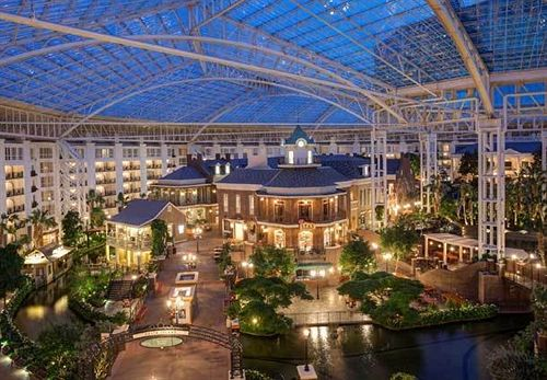 Lord Opryland Hotel Review Nashville Tn